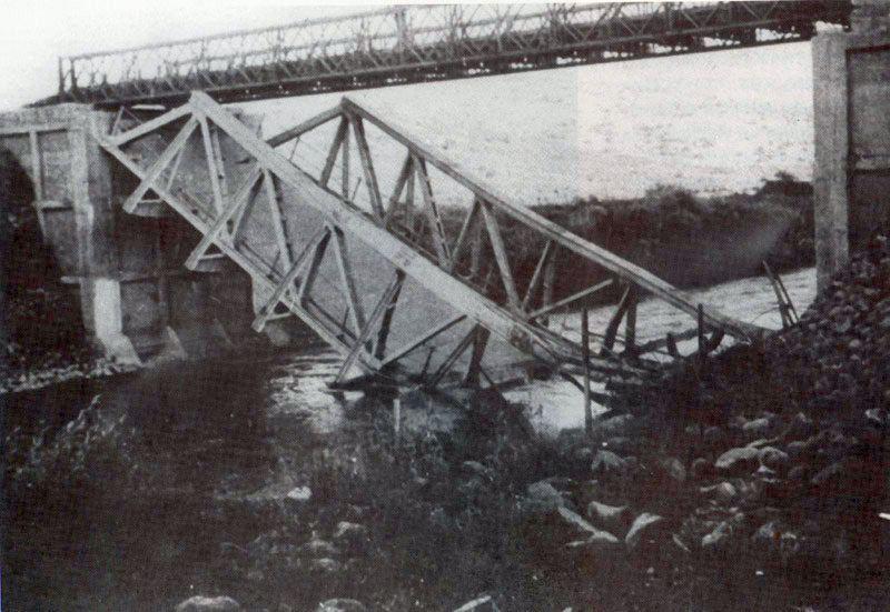 גשר מעל נחל כזיב