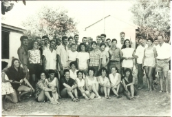 10th workshop - partial - in gesher haziv 1960-61 (2)