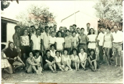 10th workshop - partial - in gesher haziv 1960-61