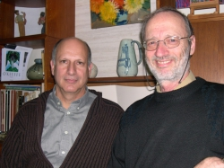 Avi Barak and Allan Pinkus